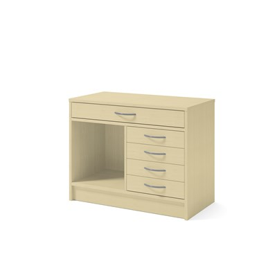 Cabinet 41907 | Drawers, partition