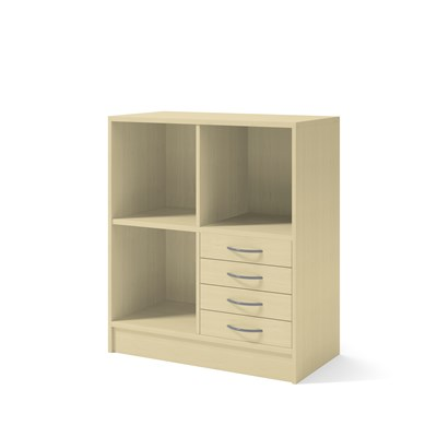 Cabinet 41602 | Drawers, partition
