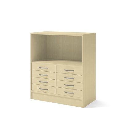 Cabinet 41602 | Partition, drawers